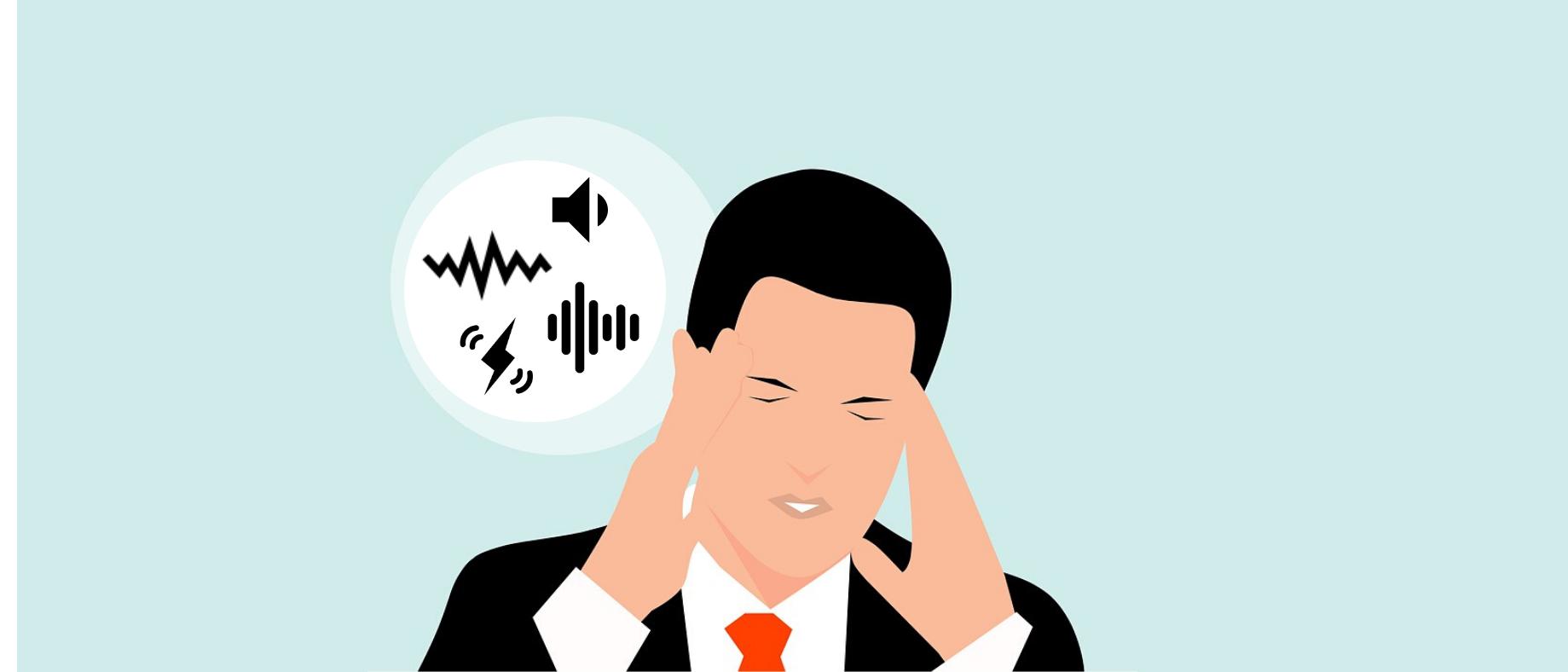 Tinitus (acufene, tiuit in urechi), Pierderea în greutate a frecvenței sunetului